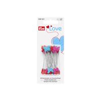 Prym: Love Nuppineulat sydämmet ja perhoset 50kpl