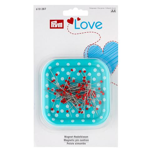 Prym: Love Magneettineulatyyny + neulat