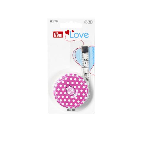 Prym: Love Mittanauha 150cm, pinkki