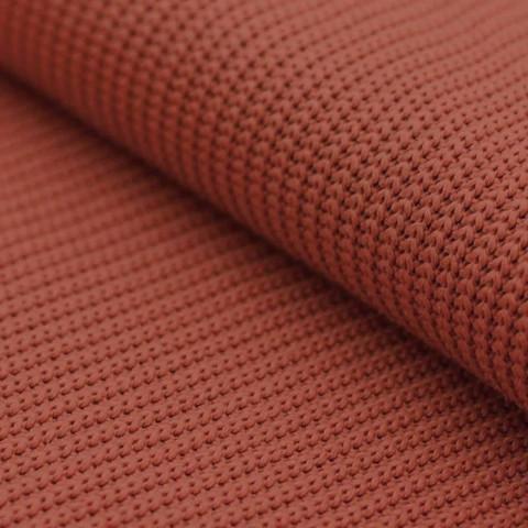 Neulos: Big knit, Poltettu oranssi