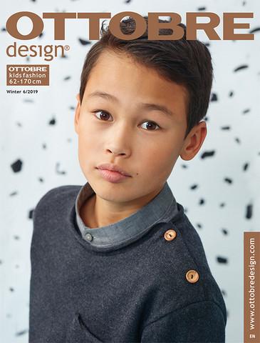 Ottobre design: Kids 62-170cm  talvi 6/2019