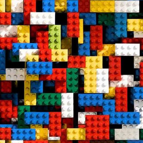 Digitrikoo: Legot, monivärinen