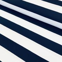Raitatrikoo: Tummansini-valkoinen 45mm