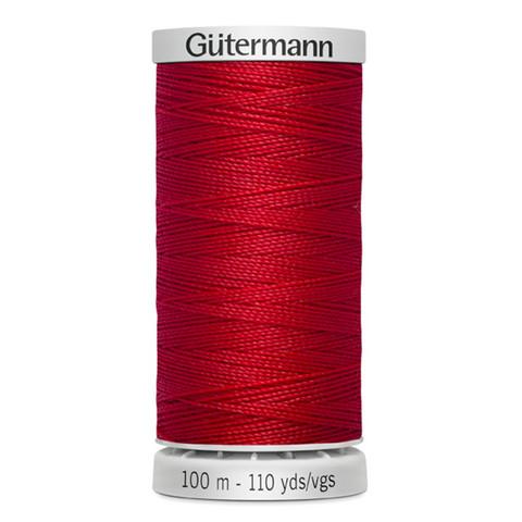 Gütermann erikois vahva 100m: Punainen 156