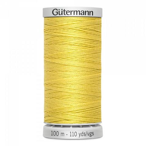 Gütermann erikois vahva 100m: Keltainen 327