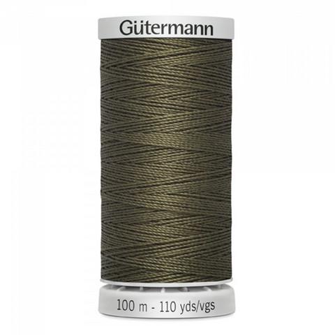 Gütermann erikois vahva 100m: Armeijanvihreä 676