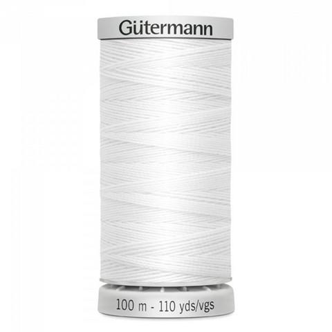 Gütermann erikois vahva 100m: Valkoinen 800