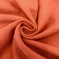 Kivipesty pellava: Poltettu oranssi