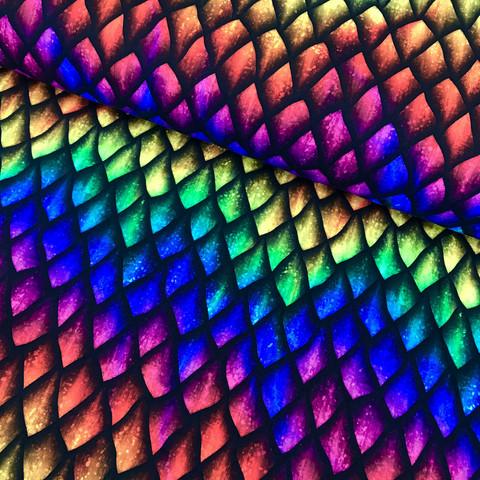 Digitrikoo: Scales rainbow