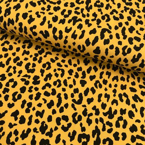 Trikoo: Leopard, okra