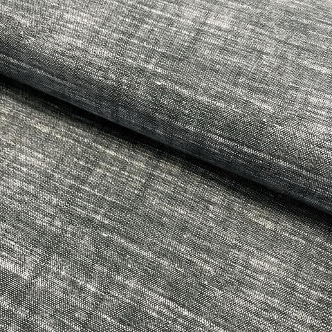 Digitrikoo: Kudottu kangas, harmaa