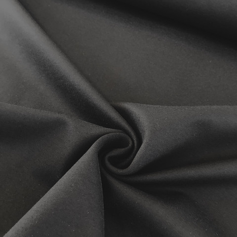 Punto, napakka ja vahva housukangas: Musta