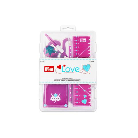 Prym Love: Ompelijan perussetti, pinkki