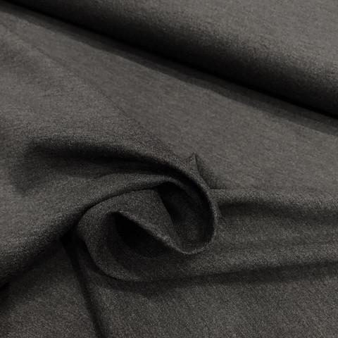 Punto, napakka ja vahva housukangas: Tummanharmaa meleerattu