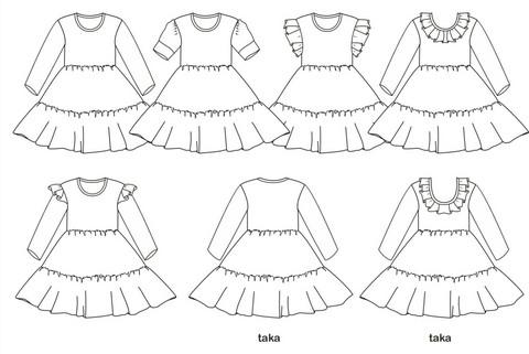 LillaLumi: Ella-mekkokaava 80-152