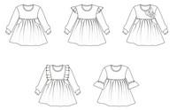 LillaLumi: Amanda-mekkokaava 68-152
