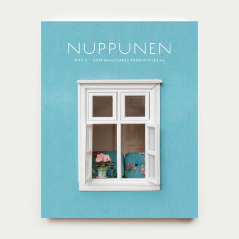 Nuppu Print Company: Nuppunen 2 - Satumaailmoja työhuoneella