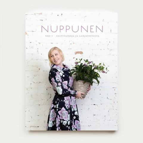 Nuppu Print Company: Nuppunen 3 - Talvitaikoja ja lahjatoiveita