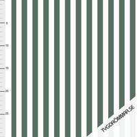 Tygdrömmar, luomutrikoo: Vertical lines, metsänvihreä