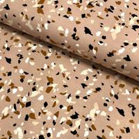 Mieli Design, luomujoustocollege: TERRAZZO Nude blush