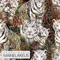 Mainelakeus: White tigers red, trikoo