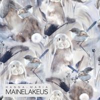 Mainelakeus: Hello fluffball blue, joustocollege
