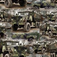 Digitrikoo: Armeijakulkuneuvot