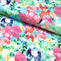 Hellin: Bubble Bath, kirkas minttu - pinkki