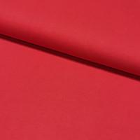 Single jersey: Luomupuuvilla, punainen