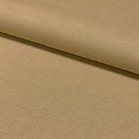 Single jersey: Luomupuuvilla, beige