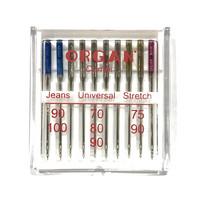 Ompelukoneneula: Organ Combi 2+5+3kpl