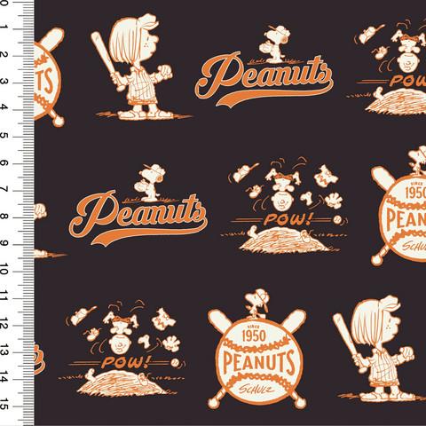 Snoopy trikoo: Snoopy vintage, tummanharmaa