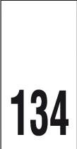 Kokomerkki - 134 - 10kpl
