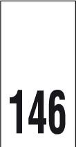 Kokomerkki - 146 - 10kpl