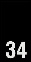 Kokomerkki - 34 - 10kpl