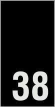 Kokomerkki - 38 - 10kpl
