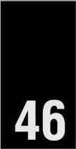 Kokomerkki - 46 - 10kpl