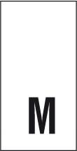 Kokomerkki - M - 10kpl