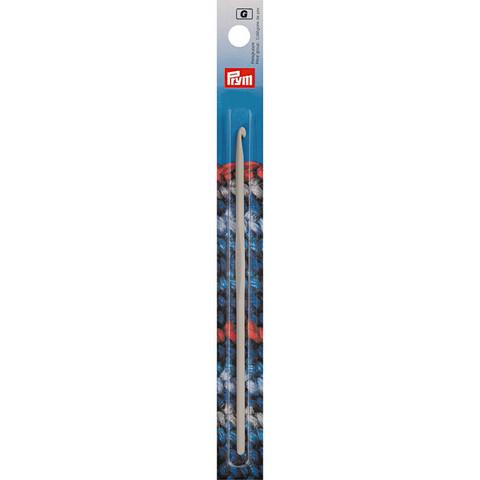Prym: Virkkauskoukku 3,0mm, alumiini