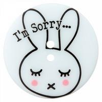 Prym: Nappi I´m sorry... 38mm