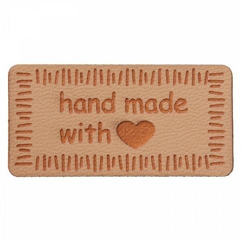 Prym: Hand made with -merkki, 40mm, beige