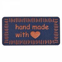 Prym: Hand made with -merkki, 40mm, sininen