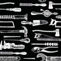 Digitrikoo: Työkalut, musta
