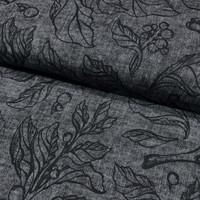 Bambutrikoo: Lehdet, jeans