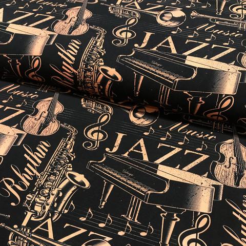 Digitrikoo: Jazz, pronssi - musta