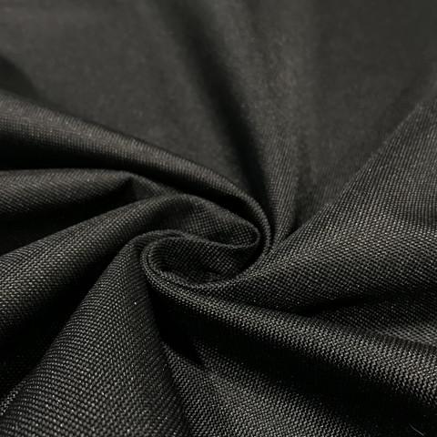 Oxford: Laminoitu polyesterikangas 300g/m2, musta