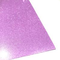 Silityskalvo: Glitteri, vaalea violetti (Gem Flex)