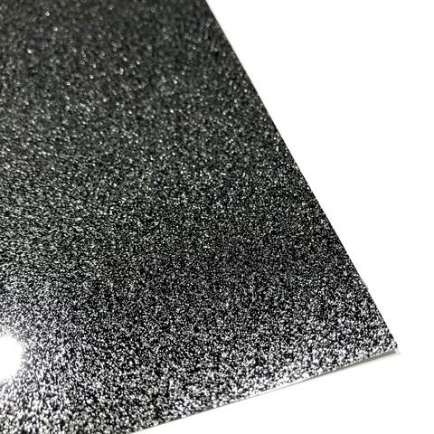 Silityskalvo: Helmiäinen, musta (Cool Flex)