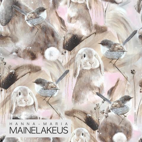 Mainelakeus: Hello Fluffball pink, trikoo