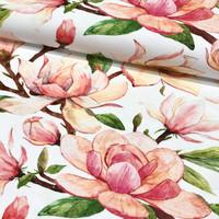 Digitrikoo: Magnolia, valkoinen